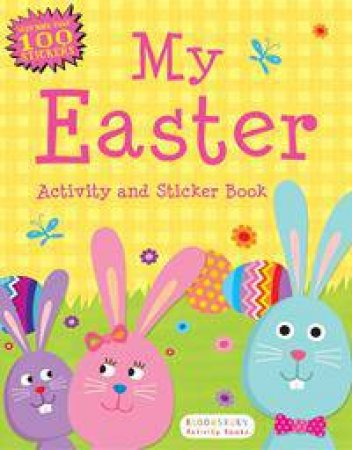 My Easter Activity and Sticker Book by Various