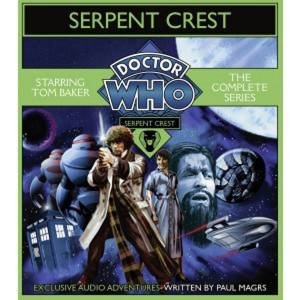 Doctor Who: Serpent Crest Complete Box Set 5/360 by Paul Magrs