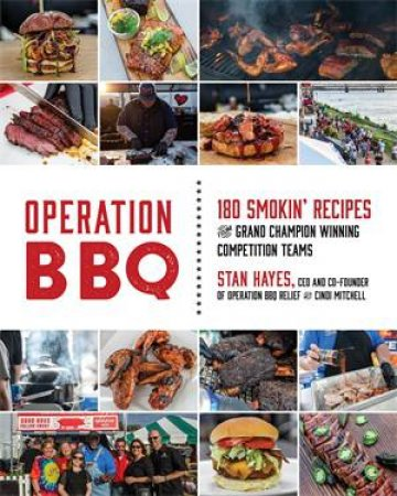 Operation BBQ by Cindi Mitchell
