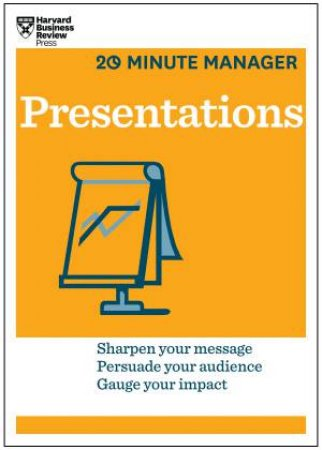 20 Minute Manager: Presentations
