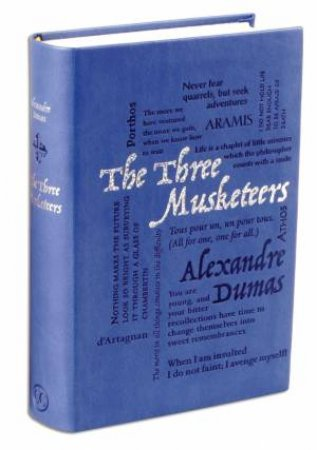 Word Cloud Classics: The Three Musketeers by Alexandre Dumas