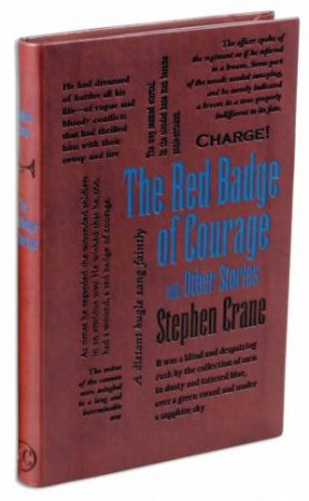 Word Cloud Classics: The Red Badge of Courage and Other Stories by Stephen Crane