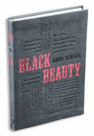 Word Cloud Classics: Black Beauty by Anna Sewell