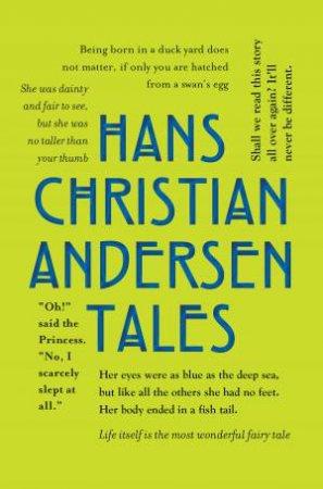 Word Cloud Classics: Hans Christian Andersen Tales by Hans Christian Andersen