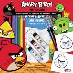 Angry Birds Art Studio