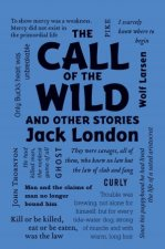 Word Cloud Classics The Call of the Wild and Other Stories