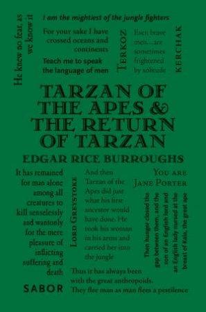 Tarzan of the Apes & The Return of Tarzan by Edgar Rice Burroughs