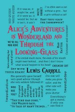 Word Cloud Classics Alices Adventures In Wonderland And Through The LookingGlass