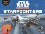 Star Wars Builders Starfighters