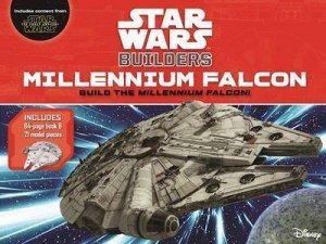 Star Wars Builders: Millennium Falcon by Benjamin Harper