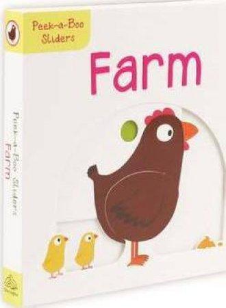 Peek-A-Boo Sliders: Farm by Various