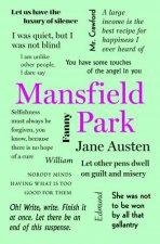 Word Cloud Classics Mansfield Park