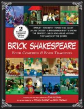 Brick Shakespeare Four Tragedies and Four Comedies