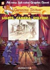 Lights Camera Stilton