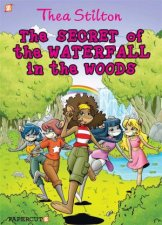 The Secret Of The Waterfall In The Woods