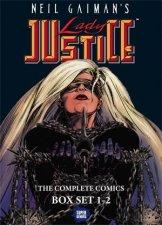 Neil Gaimans Lady Justice Boxed Set