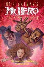 Neil Gaimans Mr Hero Complete Comics Vol 2