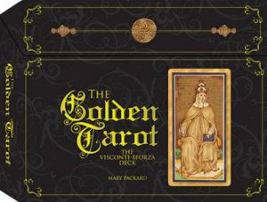 The Golden Tarot by Mary Packard