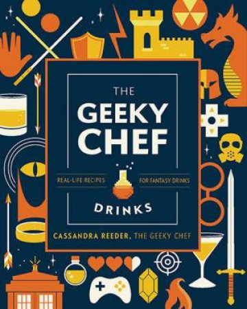 The Geeky Chef Drinks (Gift Edition)