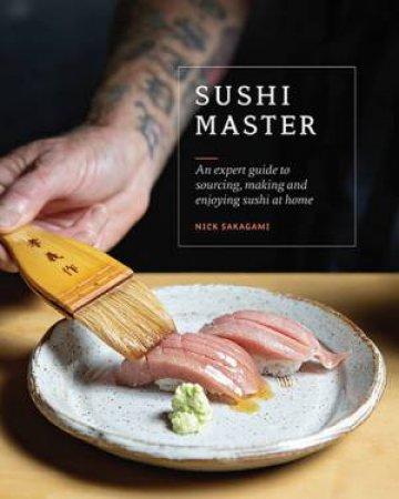Sushi Master by Nick Sakagami