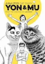 Junji Itos Cat Diary Yon  Mu