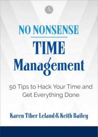 No Nonsense: Time Management