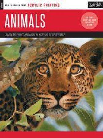 Acrylic: Animals