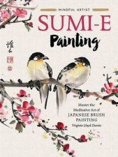 Mindful Artist Sumie Painting