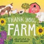 Thank You Farm A Board Book