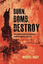 Burn Bomb Destroy