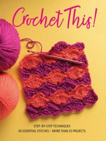 Crochet This! by Various