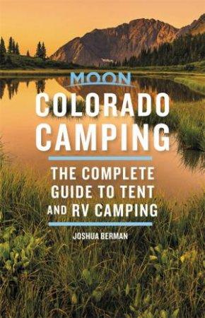 Moon Colorado Camping