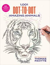 1001 DotToDot Amazing Animals