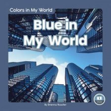 Colors in My World Blue in My World