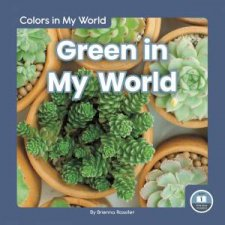 Colors in My World Green in My World