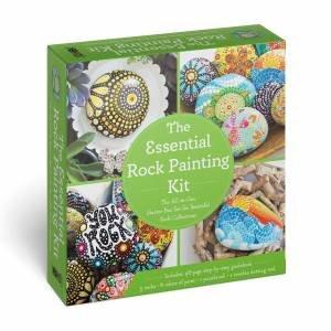 Essential Rock Painting Kit by Myra Romano