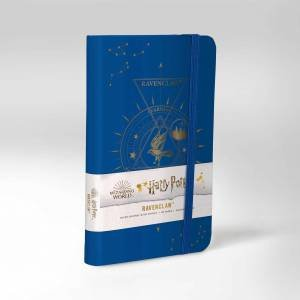 Harry Potter: Ravenclaw Constellation Ruled Pocket Journal by Various