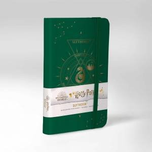 Harry Potter: Slytherin Constellation Ruled Pocket Journal by Various