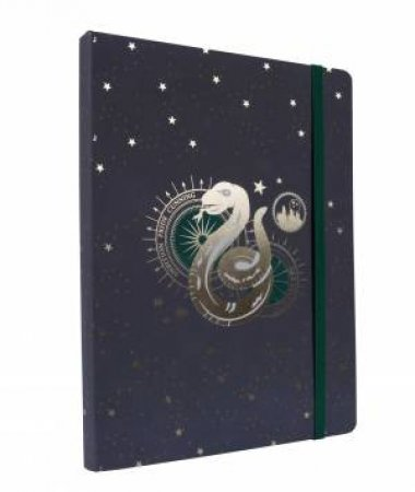 Harry Potter: Slytherin Constellation Softcover Notebook by Various