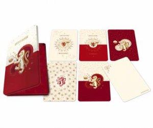 Harry Potter: Gryffindor Constellation Postcard Tin Set (Set Of 20) by Various