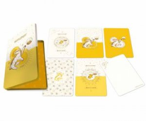 Harry Potter: Hufflepuff Constellation Postcard Tin Set (Set Of 20) by Various