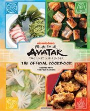 Avatar The Last Airbender The Official Cookbook