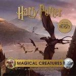 Harry Potter Magical Creatures A Movie Scrapbook