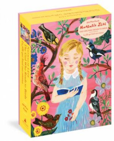 The Girl Who Reads To Birds 500-Piece Puzzle