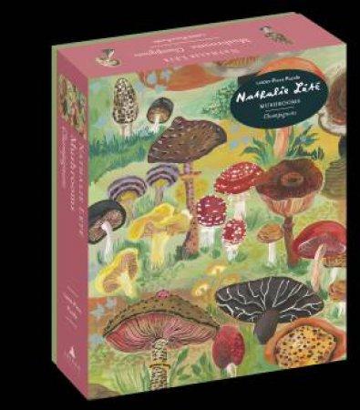 Nathalie Lété: Mushrooms 1,000-Piece Puzzle