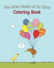 The Little World Of Liz Climo Colouring Book