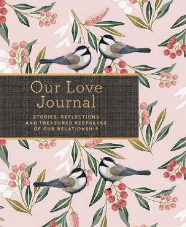 Love Journal by Stephanie Rosenbaum Klassen