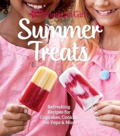 American Girl Summer Treats by Weldon Owen