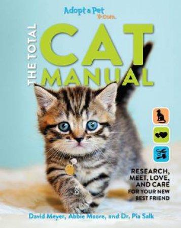 Total Cat Manual by Weldon Owen