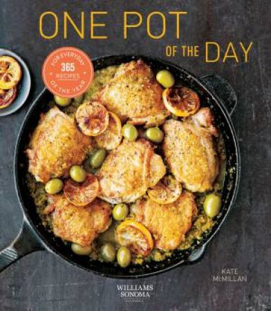 One Pot Of The Day by Kate McMillan